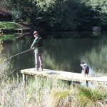 Trout fishing south east 5514