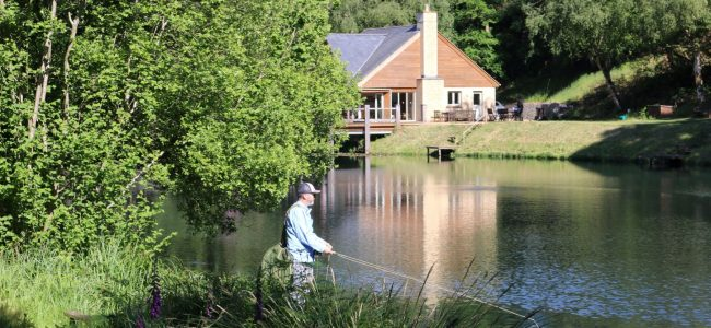 13/5/20 – COVID 19 update – Fishery Re-opened